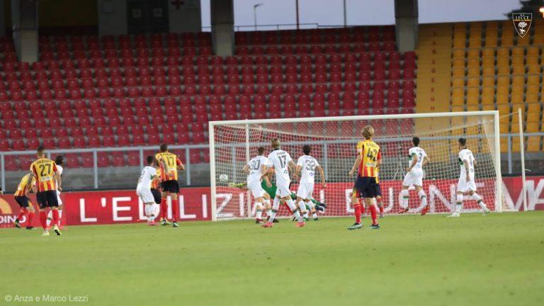 U.S.Lecce: Conferenza stampa di mister Corini al termine di Lecce 1 – Venezia 1 semifinale Playoff