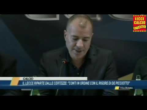 L'U.S. Lecce, il 12 giugno 2021, illustra le linee guida per il campionato di Serie B 2021/'22