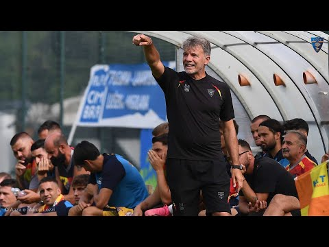 U.S. Lecce: Intervista a mister Baroni post Lecce – Legnago