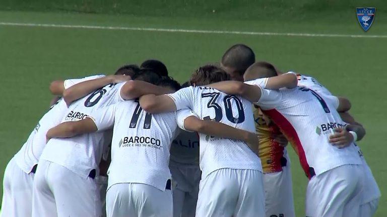 Primavera 1 TIM VISION: Cagliari 1 – Lecce 1